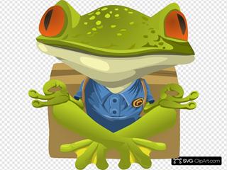 Inhabitants Npc Yoga Frog