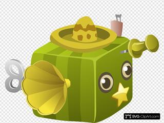 Cubimal Senorfunpickle