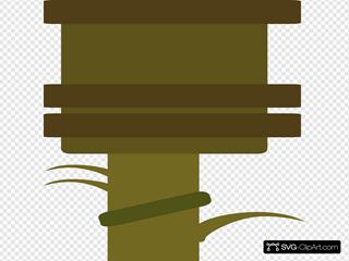 Ladder Tile Cap