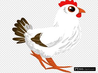 Inhabitants Npc Chicken