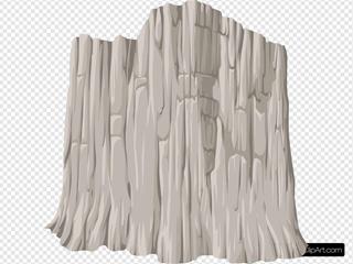 Alpine Cliffside