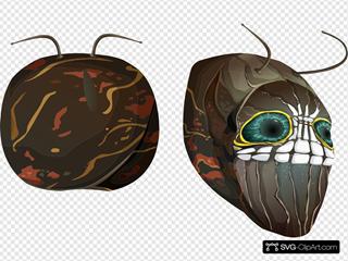 Caterpilla Mask