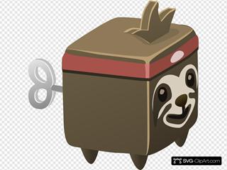 Cubimal Sloth