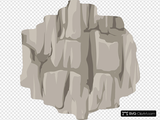 Alpine Landscape Cliff Side Highlight Short Mountaineering