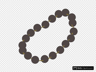 Artifact Necklace Onyx