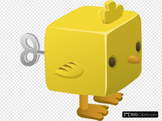 Cubimal Chick