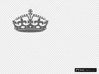 Keep Calm Crown