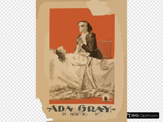Ada Gray In The New East Lynne
