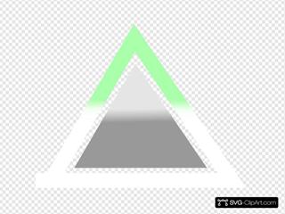 Triangle Green-gray