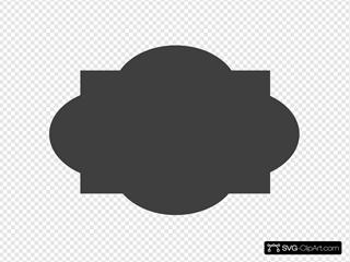 Gray-label-md