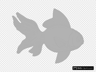 Gray Fish Clipart Clipart