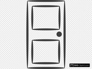 Door Gray