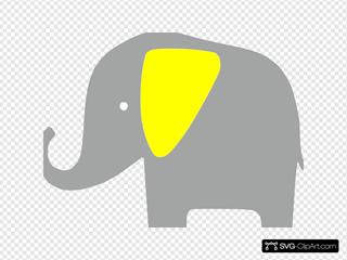 Elefante Amarillo