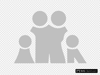 Gray SVG Clipart