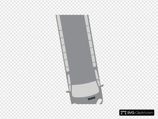 Gray Bus - 280