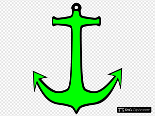 Green Anchor