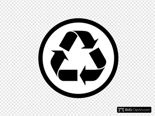 Recycle SVG Clipart