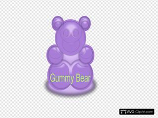 Gummy Bear3d