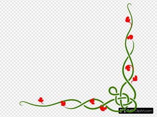 Green Vine Red