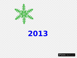 The Best Happy New Year Clipart Green