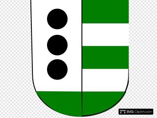 Green Crest Balls