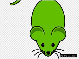 Green Clip arts
