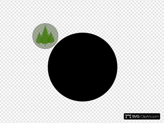 Evergreen Symbol 1