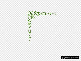Green Celtic Vine
