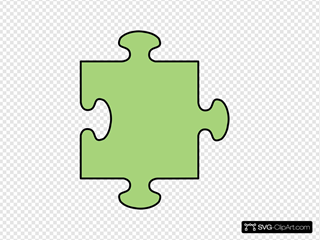 Honeydew-12 Puzzle Piece