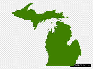 Green State Of Michigan