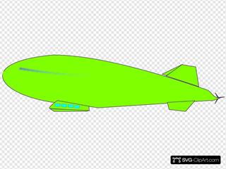 Green Blimp