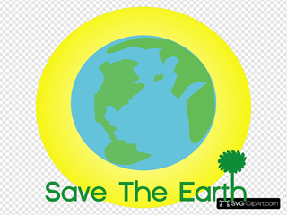 Logo Save Earth