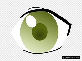 Secretlondon Manga Eye Left