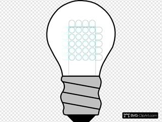 Light Bulb Led Off