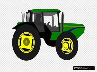 Green Tractor Tomorrow