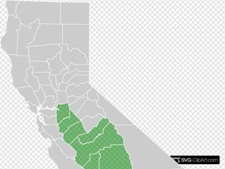 San Joaquin Valley California - Green