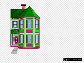 Aabbaart Njoynjersey Mini-car Game Townhouse Aa-7a