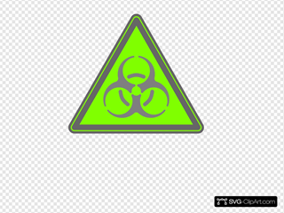 Biohazard Neongreen