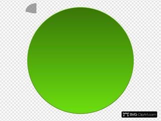 Green Add Update Button