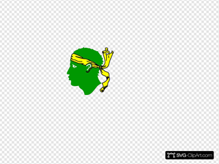 Eco Friendly Green Man