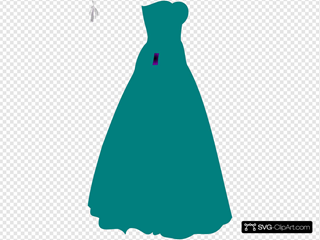 Green Dress Princess