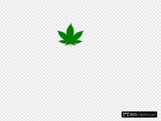 Mimi Green Leaf 420