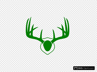 Green Antlers