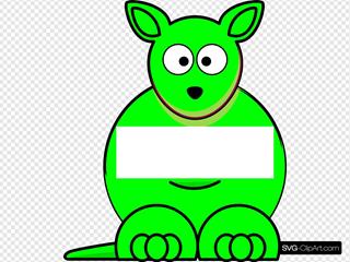 Green Sightword Kangaroo