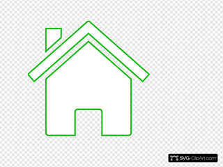 House SVG Cliparts