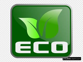 Eco Friendly Symbol