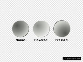 Grey Web Button Template
