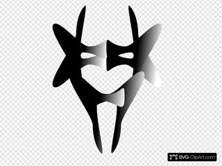 Devilish Mask