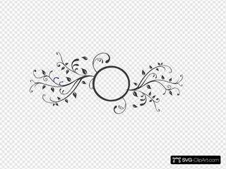 Leaf Monogram