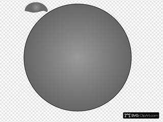 Gray Button